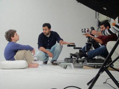پویا بادکوبه کارگردان تیزر تلویزیونی