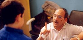 محمدرضا بادکوبه برنامه ساز قدیمی تلویزیون