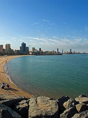 جزیره زیبای قشم در خلیج فارس