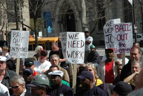 افزایش فقر و بیکاری در اثر بحران مالی