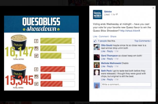 نمایش آرا به صورت ارا به صورت آنلاین از طریق شبکههای اجتماعی از ویژگیهای منحصربهفرد این کمپین بود