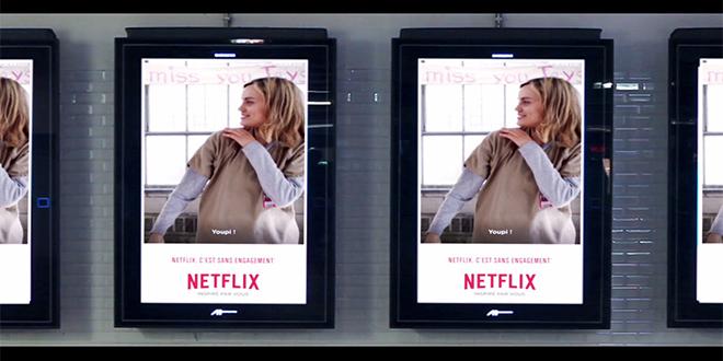 Netflix در جشنواره کن و اولین کمپین محیطی با تصاویر متحرک