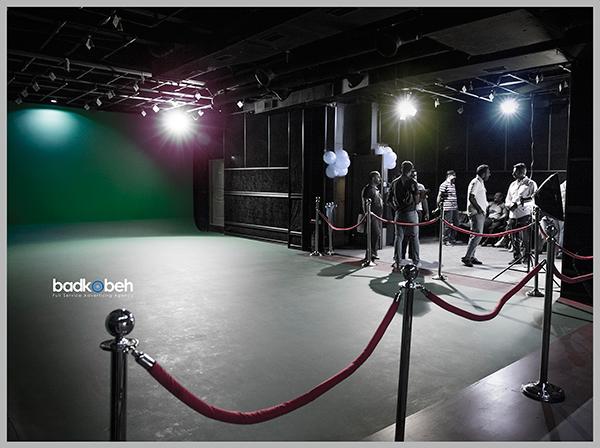 استودیو عکاسی، تصویربرداری و ضبط صدای بادکوبه