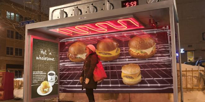 ۱۶ تبلیغ خلاقانه و جالب در ایستگاههای اتوبوس