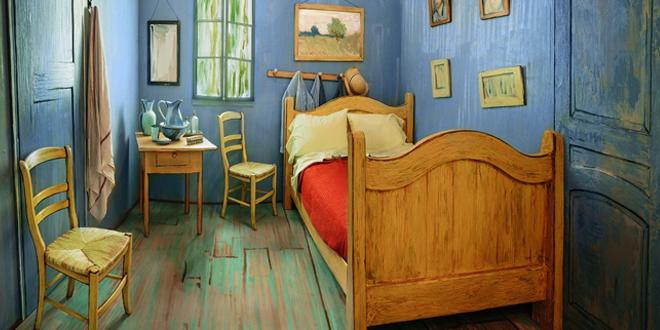 یک شب اقامت در نقاشی ونگوگ، برنده شیر طلایی جشنواره کن
