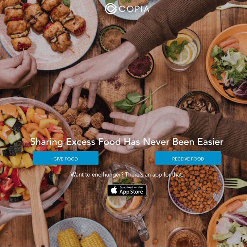 تکنولوژی در خدمت جلوگیری از اسراف غذا