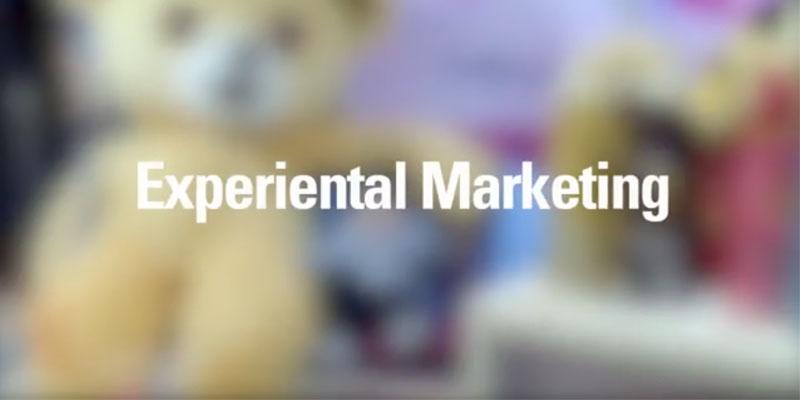 Experimental Marketing یا پیشران فروش و ترویج برند